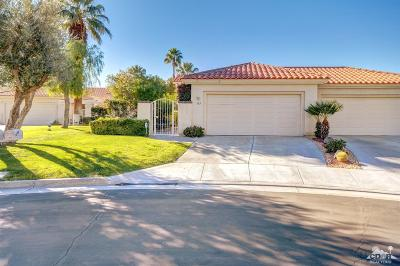 Palm Desert CA Condo/Townhouse For Sale: $375,000