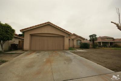 Indio Single Family Home For Sale: 80299 Moonshadow Drive