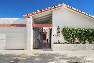 La Quinta Single Family Home For Sale: 49688 Avila Drive