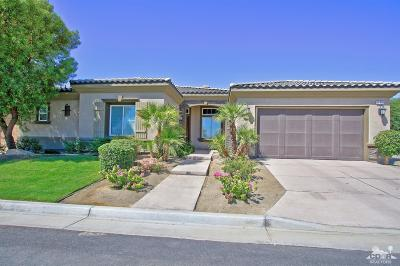 La Quinta Single Family Home For Sale: 57375 Paseo De La Paz