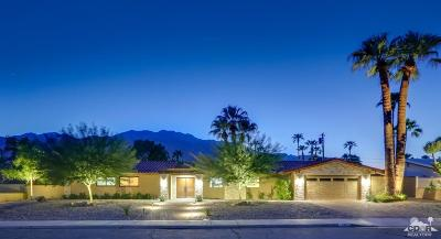 Palm Springs CA Single Family Home For Sale: $975,000