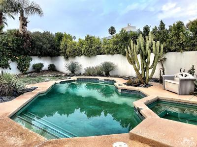 Palm Springs CA Single Family Home For Sale: $575,000