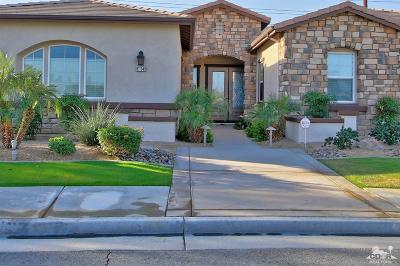 La Quinta Single Family Home For Sale: 81949 Il Serenada Drive