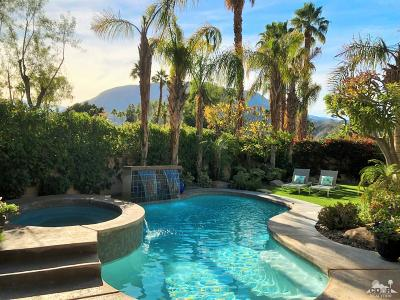 Rancho Mirage Single Family Home Contingent: 1 Stonecrest Circle