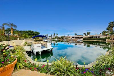 La Quinta Single Family Home For Sale: 47672 Caleo Bay Dr. Drive