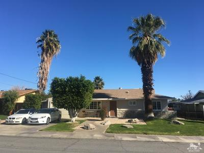 Palm Desert Single Family Home For Sale: 42640 Kansas Street