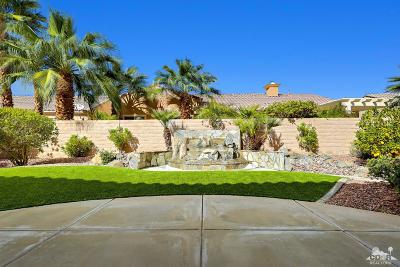 Sun City Shadow Hills Single Family Home Contingent: 81710 Avenida Santiago