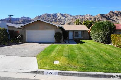 La Quinta Single Family Home For Sale: 52711 Avenida Rubio