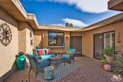 Rancho Mirage Condo/Townhouse Contingent: 40 Malaga Drive