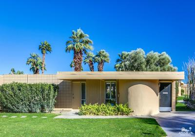 Palm Desert CA Condo/Townhouse For Sale: $325,000