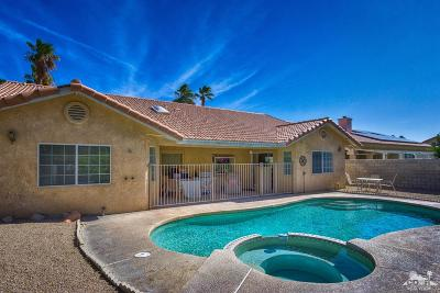 Cathedral City Single Family Home For Sale: 68805 Panorama Road