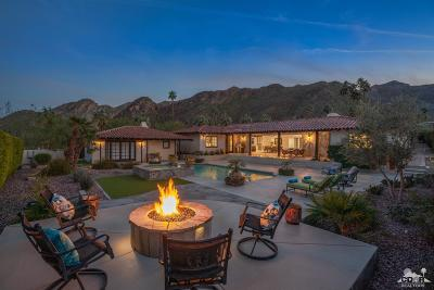 Rancho Mirage Single Family Home Contingent: 40757 Thunderbird Road