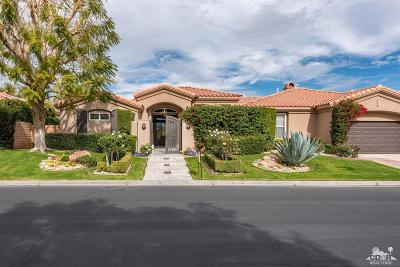 Indian Wells Single Family Home Contingent: 77398 Sky Mesa Lane