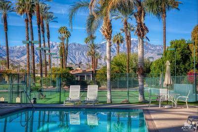 Rancho Mirage Single Family Home For Sale: 43 Lincoln Place