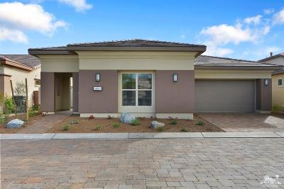 Indio Single Family Home For Sale: 51657 Rolling Green (Lot 1091) Court