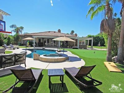 Palm Desert CA Single Family Home For Sale: $849,900