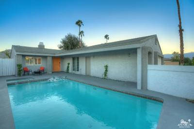Palm Desert CA Single Family Home For Sale: $363,500