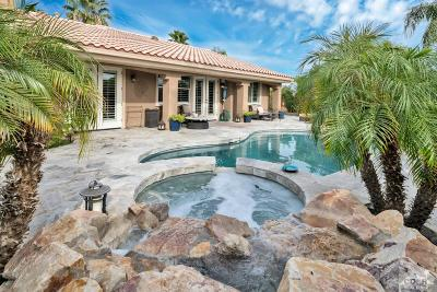 Rancho Mirage Single Family Home For Sale: 102 Clearwater Way