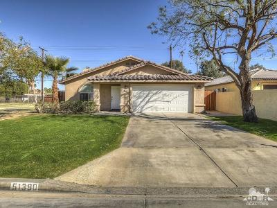 La Quinta CA Single Family Home For Sale: $339,000