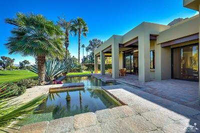 Indian Wells C.C. Single Family Home Contingent: 77400 Sioux Drive
