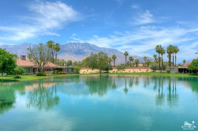 Rancho Mirage Condo/Townhouse For Sale: 522 Desert West Drive