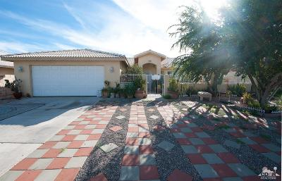 Cathedral City Single Family Home For Sale: 68265 30th Avenue