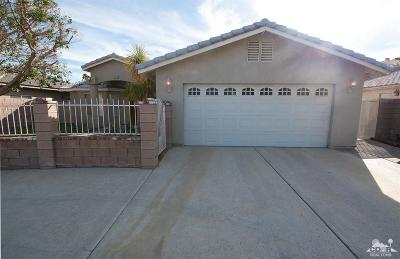 Cathedral City Single Family Home For Sale: 68425 30th Avenue
