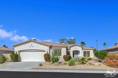 La Quinta Single Family Home Sold: 79862 Parkway Esplanade North