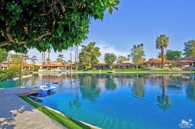 Rancho Mirage Condo/Townhouse For Sale: 20 Lake Shore Drive