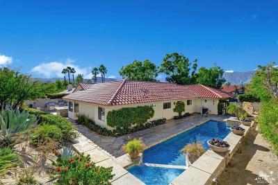 Rancho Mirage Single Family Home Sold: 20 San Marino Circle