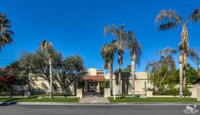 Palm Desert Single Family Home For Sale: 73086 Willow Street