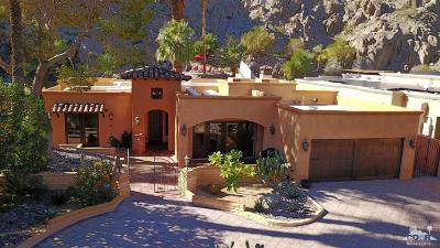 Indian Wells C.C. Single Family Home For Sale: 77035 Desi Drive