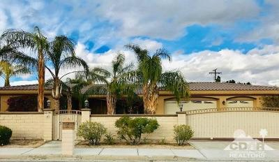Bermuda Dunes, Cathedral City, Coachella, Desert Hot Springs, Indian Wells, Indio, La Quinta, Palm Desert, Palm Springs, Rancho Mirage Single Family Home For Sale: 2280 E Desert Park Avenue