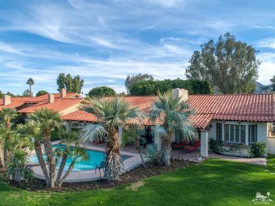 La Quinta Single Family Home Sold: 78144 Hacienda Drive