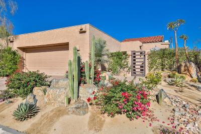 Ironwood Country Clu Condo/Townhouse For Sale: 73112 Ajo Lane