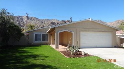 La Quinta Cove Single Family Home For Sale: 52525 Avenida Carranza