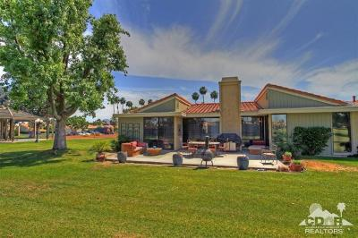 Rancho Mirage Condo/Townhouse For Sale: 72360 Beverly Way