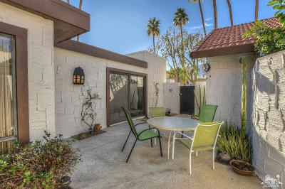 Palm Springs Condo/Townhouse Contingent: 2355 S Gene Autry Trail #C