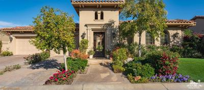 Indian Wells Single Family Home For Sale: 76234 Via Firenze