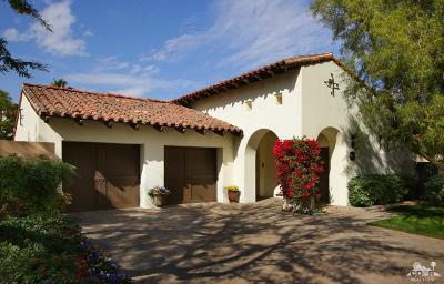 Single Family Home For Sale: 78130 Coral Lane
