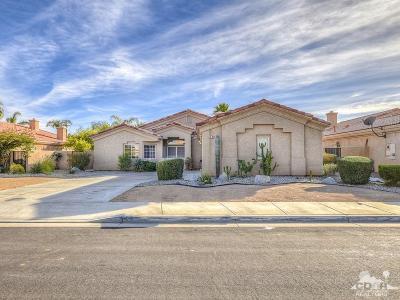 Palm Desert Single Family Home Sold: 74133 E Petunia Place