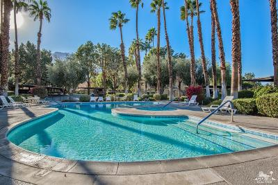 Palm Springs Condo/Townhouse For Sale: 2812 N Auburn Court #F206