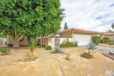 Indio Single Family Home For Sale: 82594 Doolittle Drive
