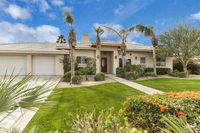 Bermuda Dunes Single Family Home Contingent: 79665 Camelback Drive
