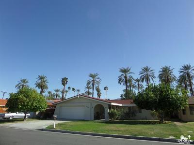 Palm Desert Single Family Home For Sale: 73387 Guadalupe Ave Avenue