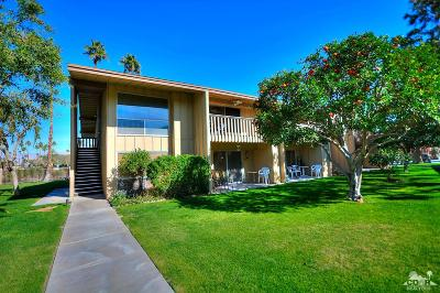Palm Desert Single Family Home Contingent: 77835 California Drive #C12