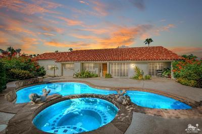 Desert Breezes Single Family Home For Sale: 43750 Via Palma