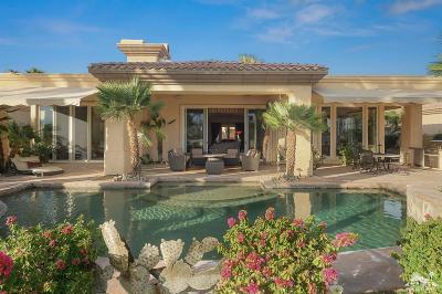 La Quinta Single Family Home Sold: 80965 Bellerive