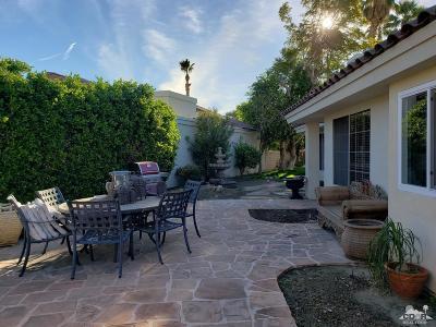 Desert Breezes Single Family Home For Sale: 43503 Via Magellan Drive