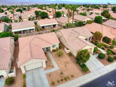 Sun City Single Family Home Contingent: 38590 Orangecrest Road